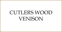 Local Heroes - Cutlers Wood Venison
