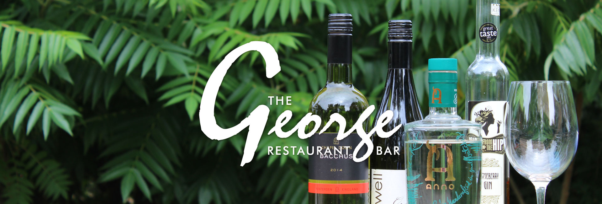 News from The George Restaurant & Bar Molash