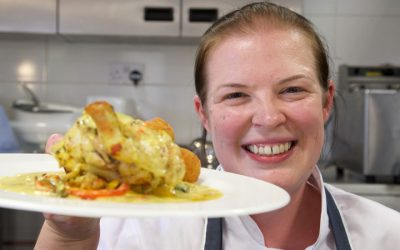 Congratulations Charlotte – Booker Pub Chef of the Year